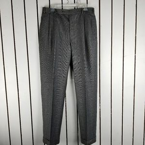 Brooks Brother 346 pants formal  size 34 32